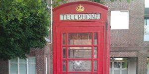 Telephone Kiosk