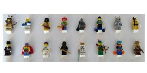 Lego Minifiguren Sammelserie 1