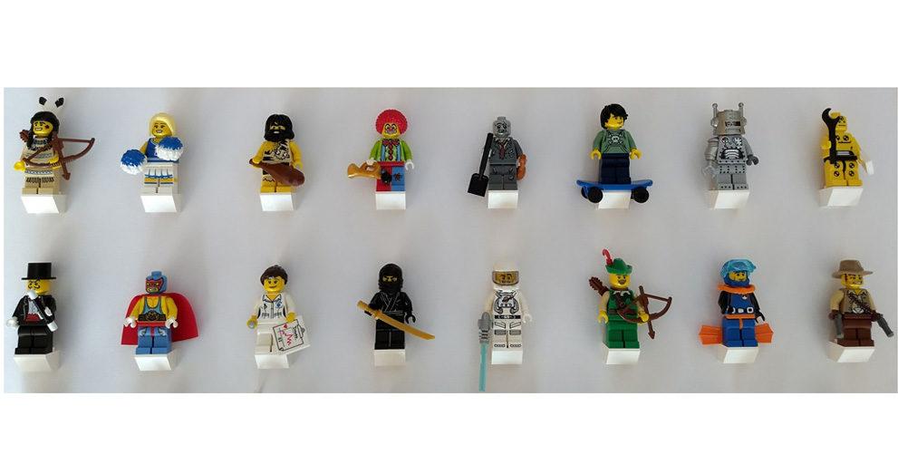 Lego Minifiguren Serie 1