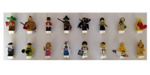Lego Minifiguren Serie 2