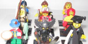 Lego Minifiguren Serie 5