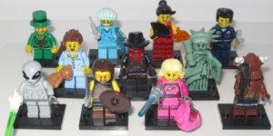 Lego Minifiguren Serie 6