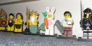 Lego Minifiguren Serie 7