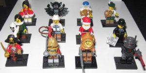 Lego Sammelserie 8