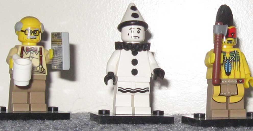 Lego Minifiguren Serie 10