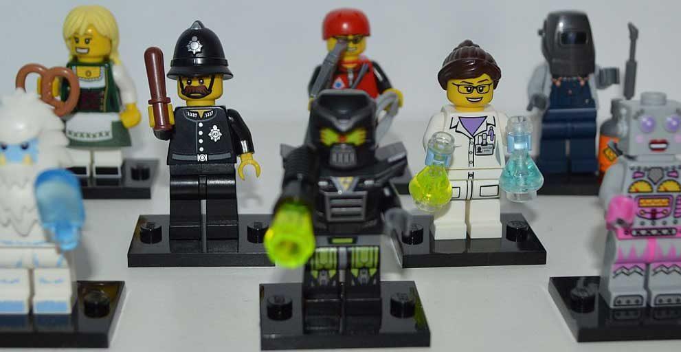 Lego Minifiguren Serie 11