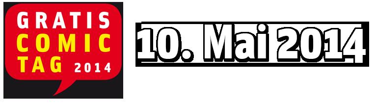 10. Mai: Gratis Comic Tag 2014
