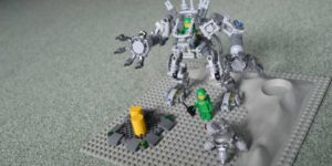 Lego Ideas Exo Suit