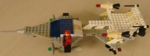 Lego Star Fleet Voyager