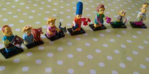 Lego Minifigs Simpsons Sonder Serie 2