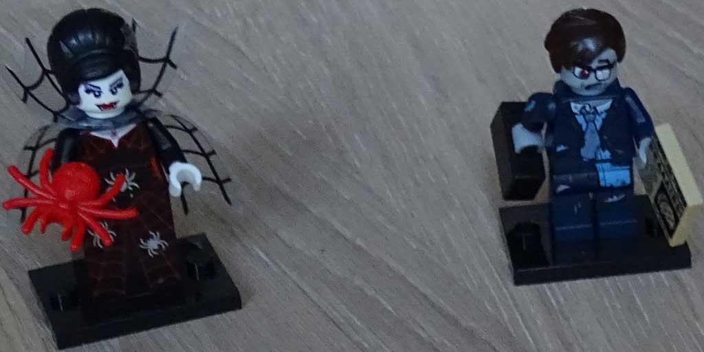 Lego Minifiguren Serie 14