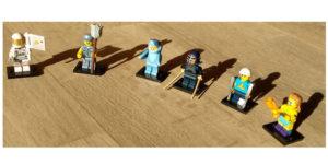 Meine Sammlung: Lego Minifiguren Serie 15