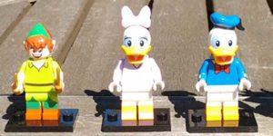 Lego Minifiguren Disney-Sonder-Serie