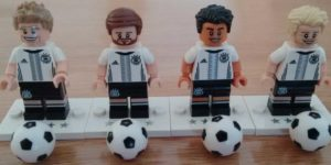 Lego Minifiguren: EM-2016-Sonderserie