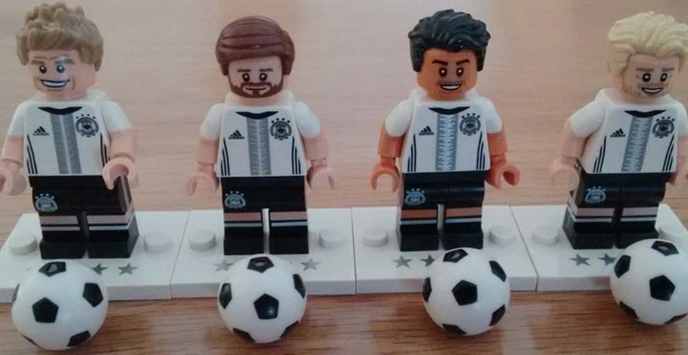 Lego Minifiguren EM-2016-Sonder-Serie