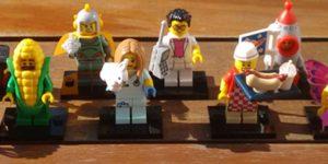 Lego Minifiguren Serie 17