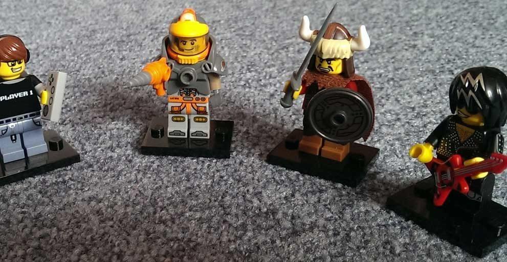 Lego Minifiguren Serie 12
