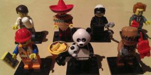 Lego Minifiguren Lego-Film-Sonder-Serie